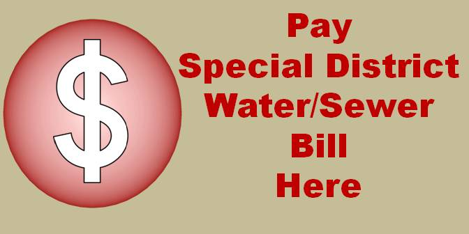 Pay Water and/or Sewer Bill